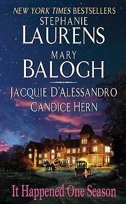It Happened One Season by Balogh, Laurens, Hern, D'Alessandro