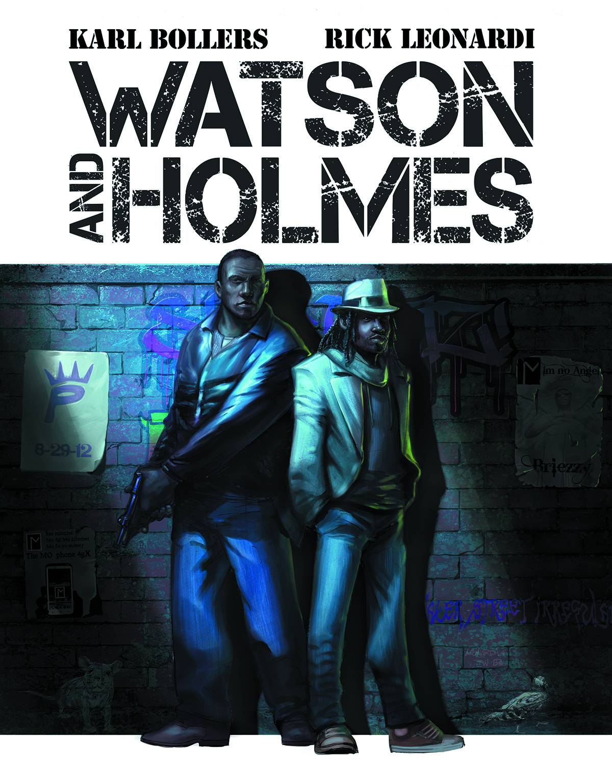 Watson and Holmes 1
