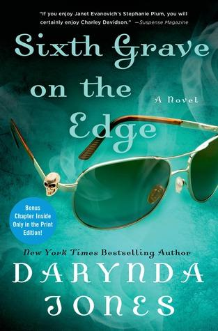 Sixth Grave On The Edge by Darynda Jones.