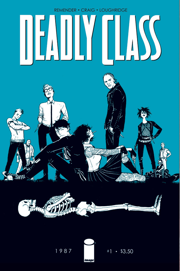 Deadly Class: Issue One